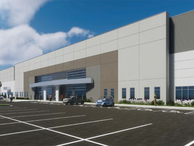 Best Buy Leases 725,00 s/f building at Rockefeller Group Logistics Center
