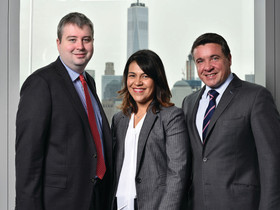 Connell Foley hires trio of real estate attorneys