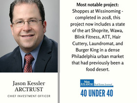 40 Under 40 Honoree