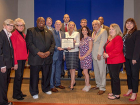 DMR Architects-designed Hackensack PAC receives Bergen County Historic Preservation Award
