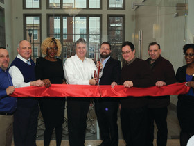 Castle Lanterra Properties holds ribbon cutting ceremony at Harbor Pointe Apartments