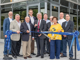 Commercial Realty Group unveils 111 Littleton Road transformation