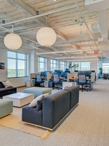 SJP Properties reveals 64,000 s/f interior office build-out