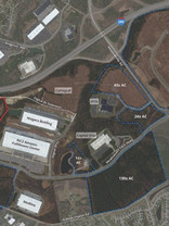 Red Rock begins construction of manufacturing and logistics building in Chesterfield County, VA