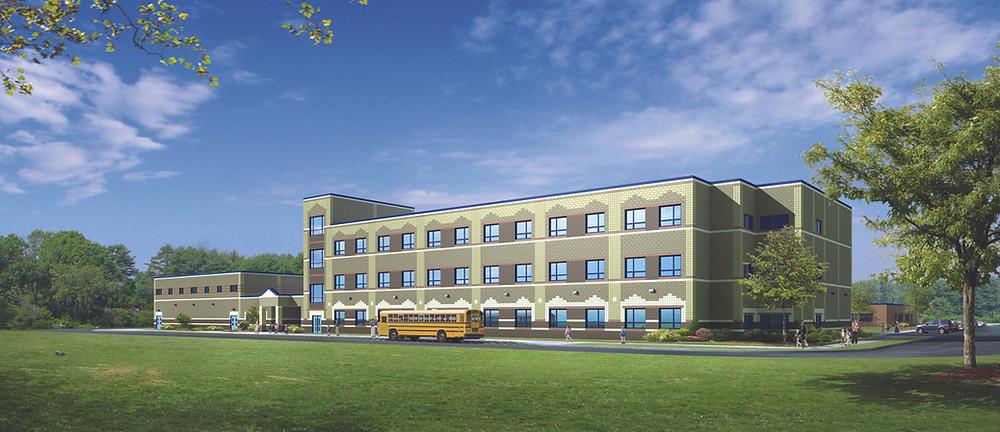 Quarter Mile Lane Elementary School