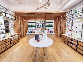 Ware Malcomb declares const. on retail boutique complete