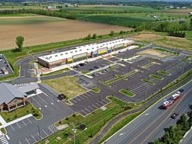 LMS Commercial Real Estate complete 180,128 s/f in PA retail transactions