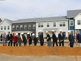 NJHMFA marks groundbreaking for next phase of affordable apartments in Camden