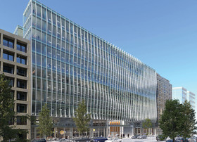 Skanska tops out at 2112  Pennsylvania Avenue in Washington D.C.