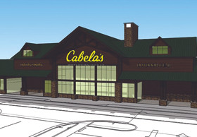 Cabela's selects L.F. Jennings to construct retail center
