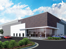 Joint venture of Rockefeller Group and Pccp breaks ground on 1.3 million s/f distribution hub