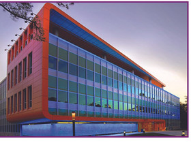 New Vistas Corporation manages first National Aviation Research & Technology Park building in Eg