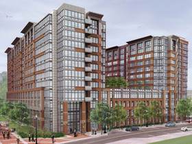 Roseland achieves LEED Silver Certification at  RiverTrace at Port Imperial in West New York, NJ