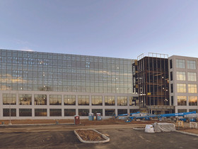 Vision Real Estate Partners/Rubenstein Partners project ahead of schedule