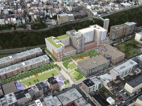 Bijou Properties and Intercontinental break ground on new 424-unit mixed-use project