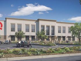 CBRE brokers lease between QVC &  Sares-Regis at 1.05m s/f distribution center