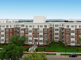 $32 million financing for newly-built class A apartments in Washington, DC arranged by HFF