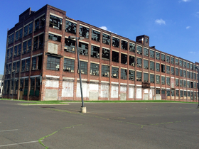 Llenrock Group closes on $35 million permanent financing for Trenton Roebling Steel factory lofts