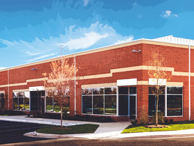 St. John Properties begins construction on three speculative buildings at Baltimore Crossroads