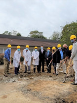 Crest Pointe Rehabilitation & Healthcare Center honors groundbreaking for 3,000 s/f expansion