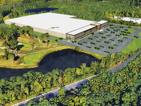 Global Technical Systems to build 500,000 s/f green energy facility