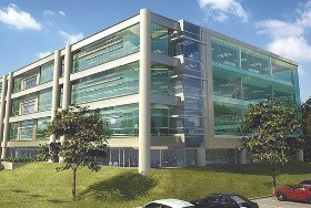LEED Certification awarded to Woodmont Properties' Princeton office building