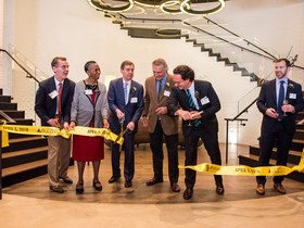 The Bozzuto Group holds grand opening ceremony for Aperture at Reston Station