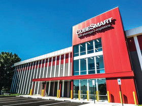 WPC completes converting office building to self-storage