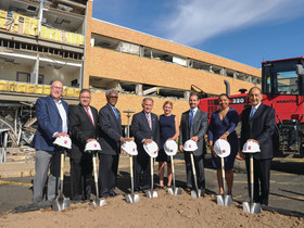 Russo Development breaks ground on first phase of Vermella Union, a 42-acre mixed-use