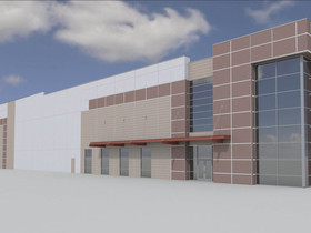 TCC & Clarion Partners acquire 90 acre site and begins construction on new industrial trade cent