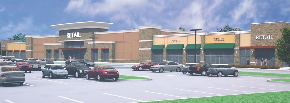 Clark Commons rendering