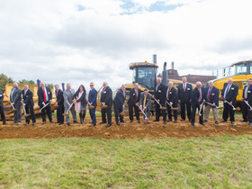 Bridge Development Partners breaks ground on Bridge Point 78