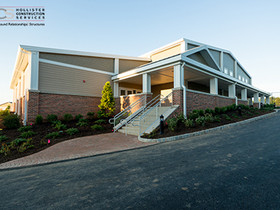Hollister completes new Field House for Gill St. Bernard's