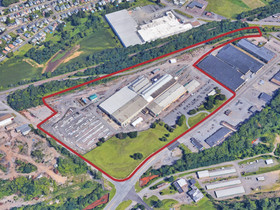 Weaver-Cole team of NAI Mertz of PA inks 225,000 s/f industrial sale within Wilkes-Barre Market