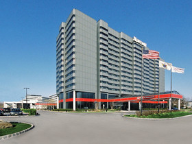 Energy upgrades underway at Marriott at Glenpointe in Teaneck, NJ