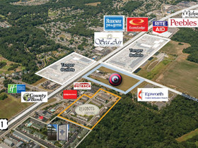 Margolis, Dolan & Dangello of NKF arrange sale of retail/mixed-use development site in Rehoboth