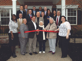 CIS holds ribbon cutting to unveil Heritage Village at Ocean