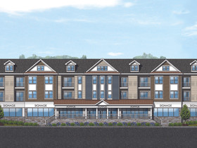 Larken Associates breaks ground on mixed-use development in Hillsborough, NJ