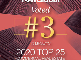 NAI Global Ranks among top 5 CRE brands in survey