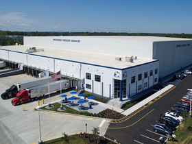 HFF arranges $35.75M refinancing for cold storage facility in Avenel