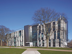 Stalco Construction, and Urbahn Architects open $26.7m School of Business building at Farmingdale St
