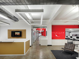 Montroy Andersen DeMarco and Colliers Int'l. complete 20,343 s/f production company HQ