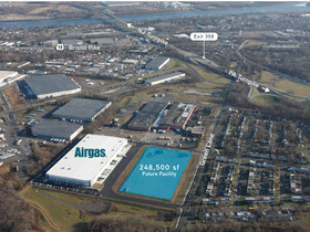 Colliers announces new speculative industrial development to commence construction at the BCC