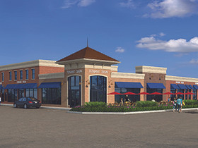 Ripco Real Estate announces Godwin Plaza to undergo major renovation & repositioning
