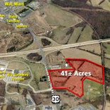 Tranzon to auction ±41 acres at heavily-used intersection on February 26th