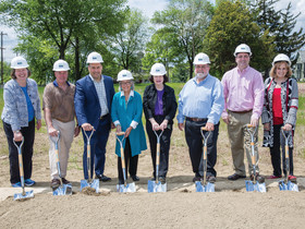 J.G. Petrucci Company commences construction of Patriot Station at Chalfont in Chalfont, PA
