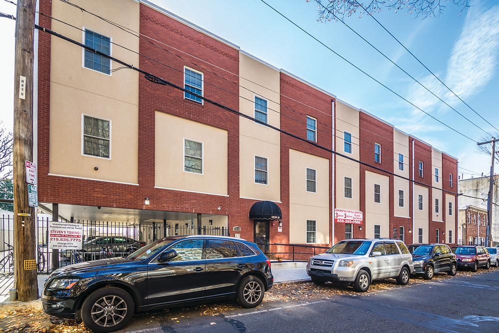 RRA sold Spring Hamilton apartments near  Drexel University in August at $300k per unit