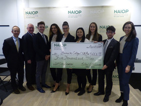 NAIOP NJ Intercollegiate Case Study Competition emphasizes innovation, job creation & sustainabi