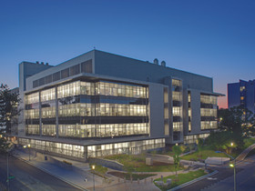 Perkins+Will's DC office wins USGBC National Capital Region Award of Excellence for 320,000 s/f rese