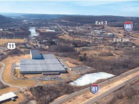 Equilibrium Equities, Inc. announces acquisition of 514,000 s/f distribution center
